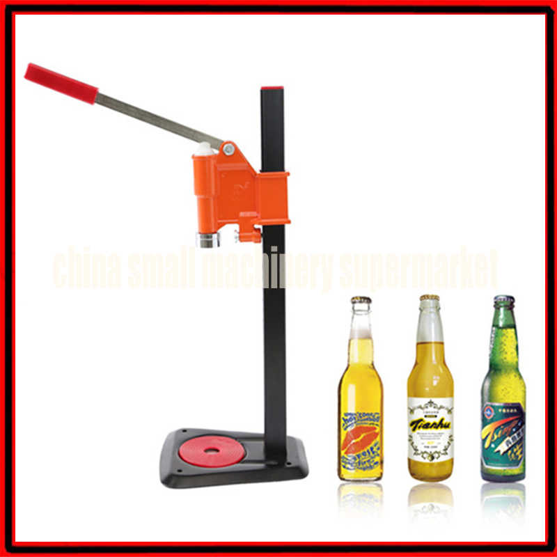 Home And Commercial High Quality Beer Bottle Capper Auto Lever Bench