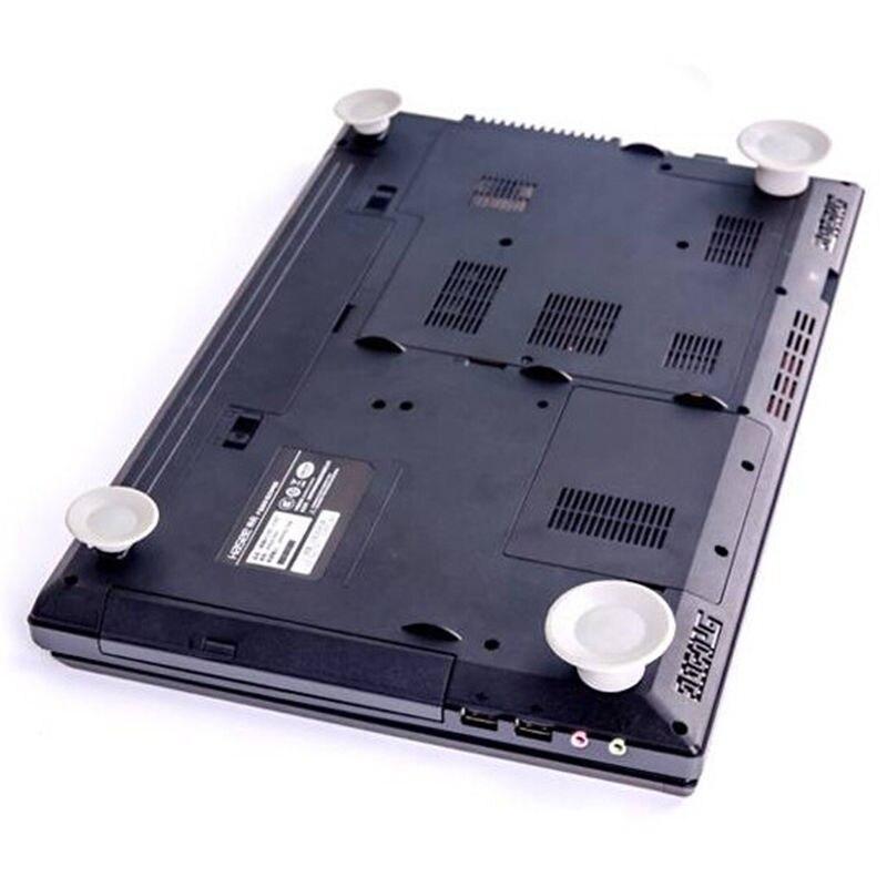 2 шт. удобный мини большой + 2 шт. Малый Тетрадь Охлаждающие подставки для ноутбуков Skidproof Pad Cooler Стенд Best продажи