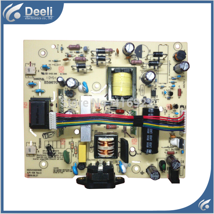 100% new original For plate L2060WD power board 492541400100R ILPI-158 on sale 491771400700r ilpi 107 power board for vx2433wm