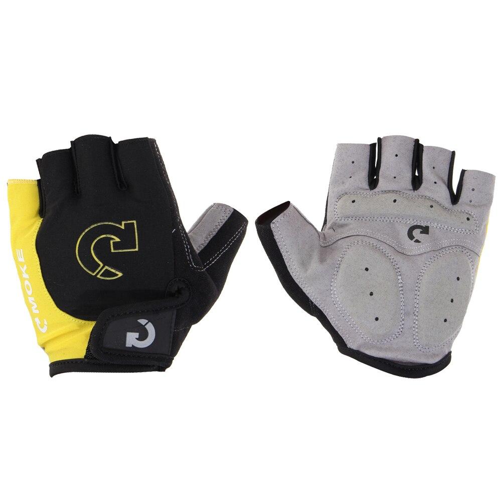 Super Unisex font b Cycling b font font b Gloves b font Men Sports Half Finger