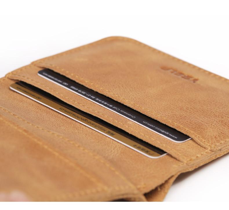 genuine leather men wallets  (17)
