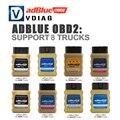 Новое прибытие OBD2 Для RENAULT AdBlue/IVECO/DAF/MAN/FORD/BENZ/VOLVO Trucks Adblue эмулятор для Различных грузовиков в горячей продажи