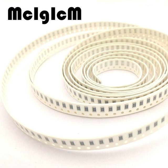 MCIGICM 500 stücke 1206 SMD Widerstand 1% 91 100 110 120 130 ohm