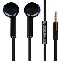 2016 Brand New Słuchawki Stereo Dla Xiaomi Redmi Uwaga 4G plus Słuchawki Douszne Słuchawki Z Mic Volume Zdalnego sterowania