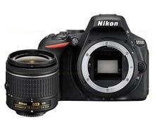ใหม่กล้องNikon D5500ตัวกล้องดิจิตอลSLRและAF-P DX 18-55มิลลิเมตรf/3.5-5.6กรัมVRเลนส์