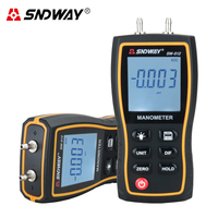 SNDWAY Air Pressure gauge Digital Manometer Vacuum Pressure Gauges meter gas pressure gauge measurement Press gauge LCD display