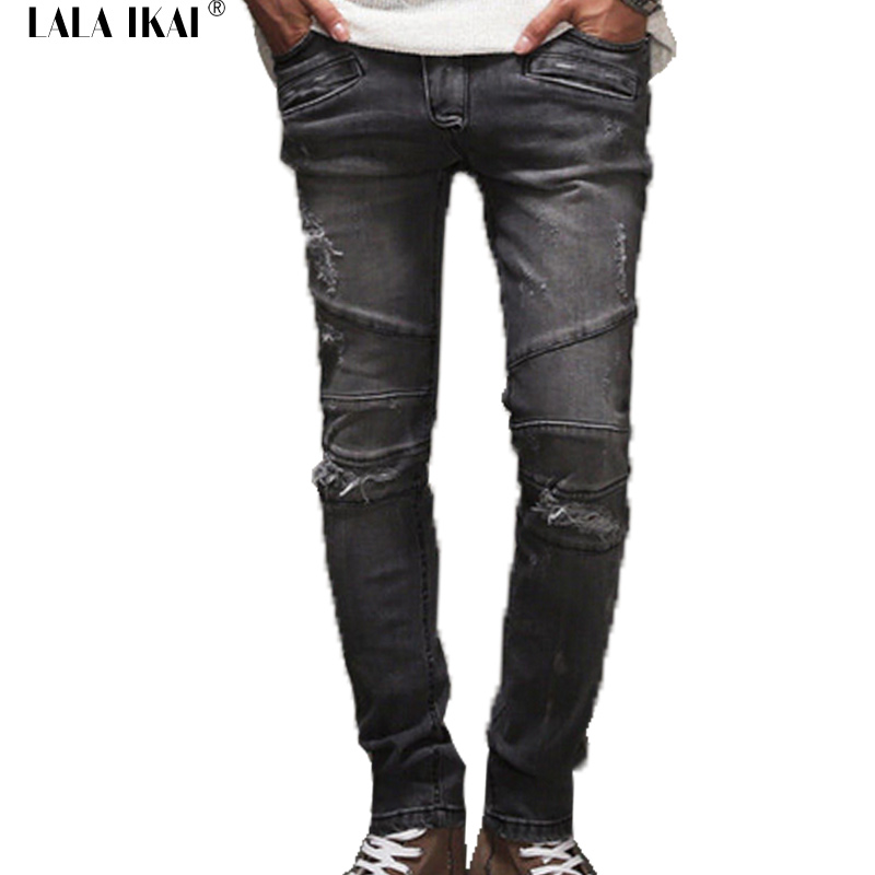 Compare Prices on Light Grey Skinny Jeans Men- Online Shopping/Buy