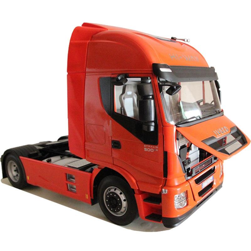 Oyuncaklar ve Hobi Ürünleri'ten Pres Döküm ve Oyuncak Araçlar'de NADIR 1:12 Ölçekli Iveco Stralis Hi Way Ağır Kamyon Römork Modelleri oyuncak arabalar Sınırlı Sayıda Hobiler Koleksiyonu'da  Grup 3