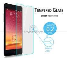 Ультра-тонких 0.2 мм премиум закаленное стекло протектор защитная пленка для ZTE Nubia Z5s Mini с пакетом бесплатная доставка