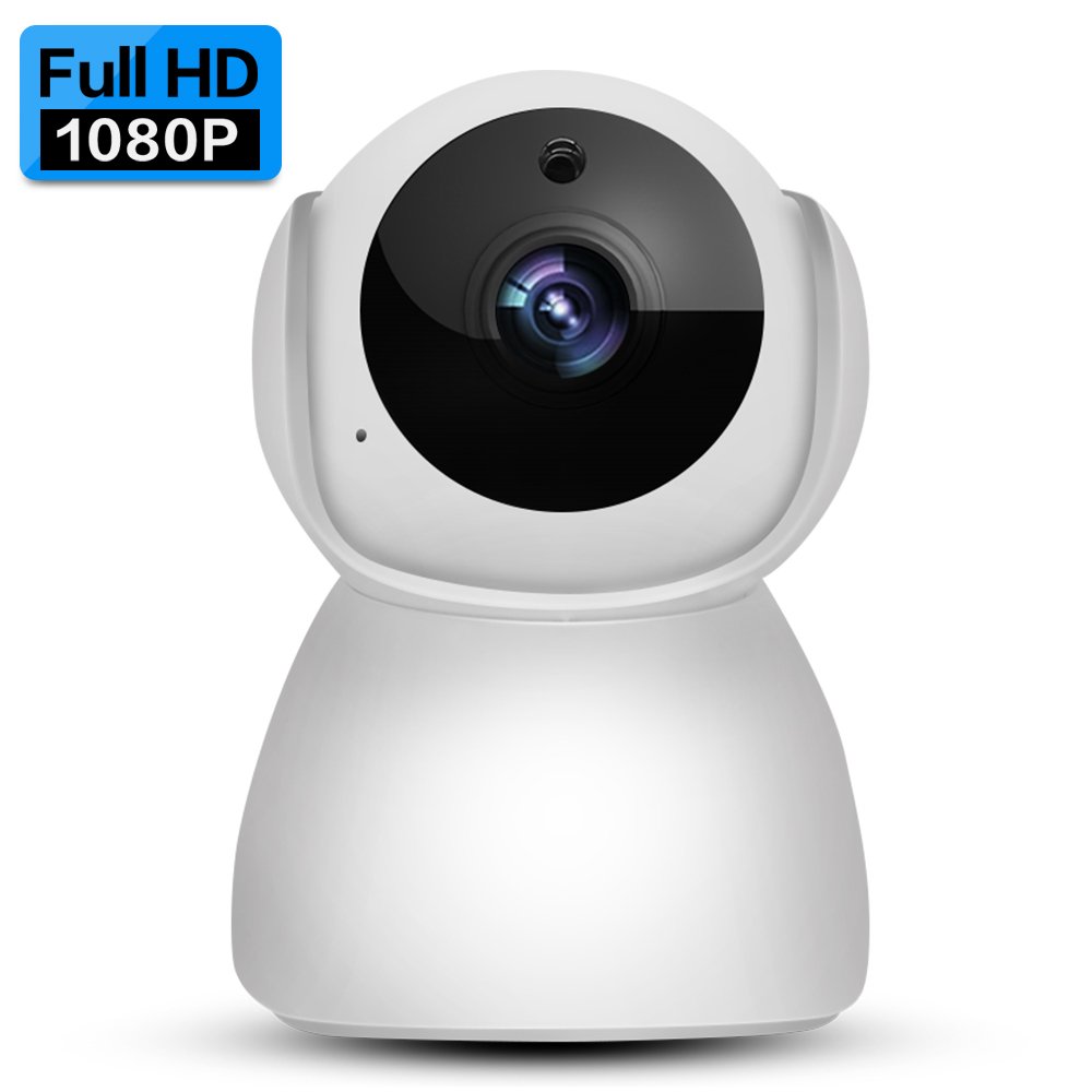 SDETER 1080P 2MP Home Security IP Camera Wireless WiFi Camera WI-FI CCTV Surveillance Two Way Audio IR Night Vision Baby Monitor цена