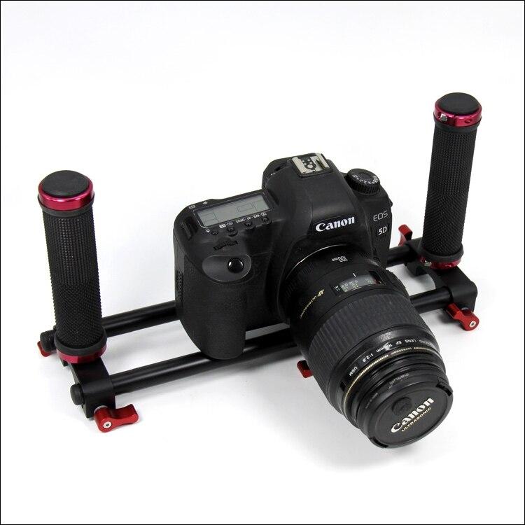 bilder für Betrachters MS1 DS1 EC1 dual griff für 3 Achsen Hand DSLR Kamera Stabilisator Gimbal halterung Stabilizer bracket kostenloser versand