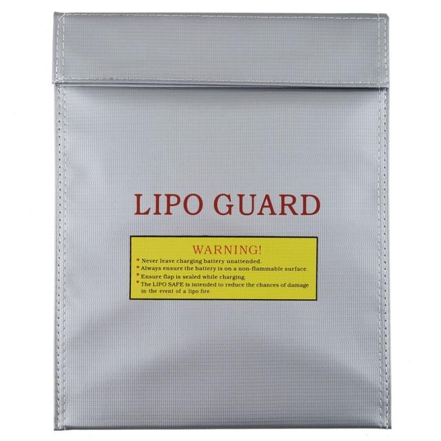 300 x 230 mm RC Fireproof Lipo Li-Po Battery Safety Bag Case Guard Safe Bag Charge Sack