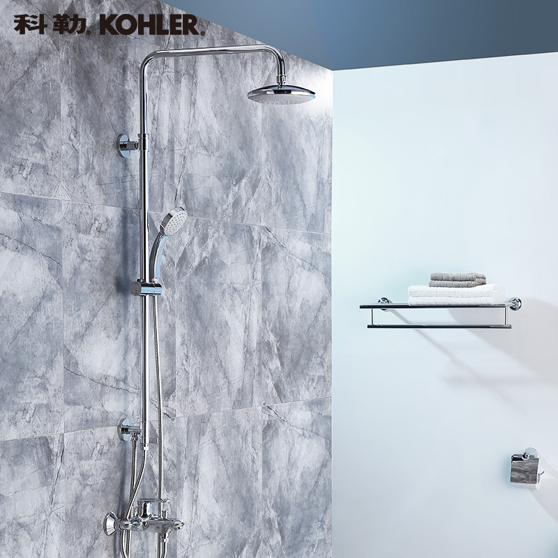 Kohler shower K 99474T 4 CP Ke US three water shower shower column ...