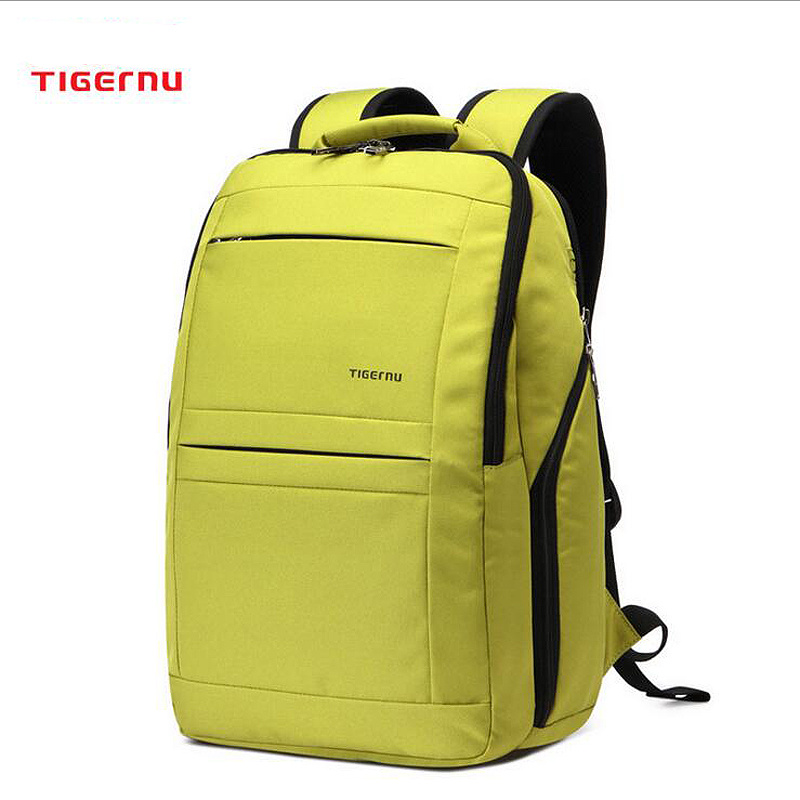 Tigernu high school backpack bag business Laptop Backpack Casual travel Daypack bolsa mochila free shipping