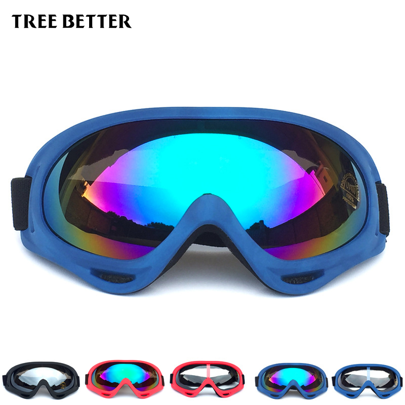 4925aba665 Detail Feedback Questions about NEW Skiing glasses Cross country goggles  Anti UV Outdoor sports Motorcycle goggles Windproof Breathable Eyeglasses  for men ...
