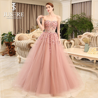 Sweetheart Off Shoulder Lace Up Back Pure Tulle A Line Appliques See Through Bodice Paul Mauve