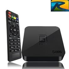 GOTiT S805 TVBox + Royal Europa IPTV IPTV 1950 Árabe Francés Africano canales quad core smart 1g/8g androide kodi tv set top caja