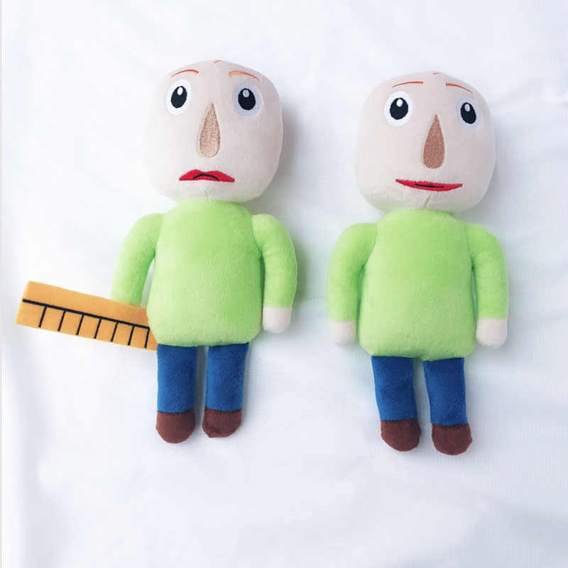 Baldi في أساسيات في التعليم والتعلم أفخم 25 cm الشكل لعبة Baldi محشوة دمية للأطفال هدية الكريسماس