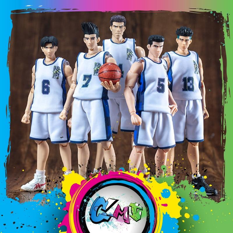 CMT Instock Dasin Model DM Slam Dunk Ryonan Basketball Team Sendoh Akira ction Figure Toys Figure