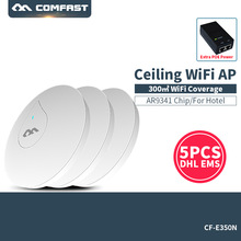 Coocheer 1750Mbs AC Dual Band 2.4GHz 5GHz Open WRT Wireless WIFI Repeater lan