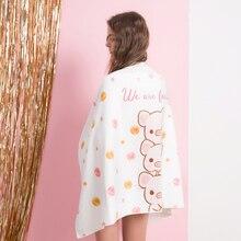 Mattys Original sweet  piggy girl heart ins microfiber home bath towel comfortable beach