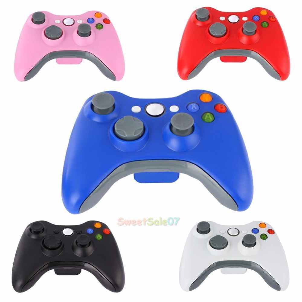 Unterhaltungselektronik Videospiele Wireless Game Controller Joypad Gamepad Joystic Für Microsoft Xbox 360 Pc Laptop