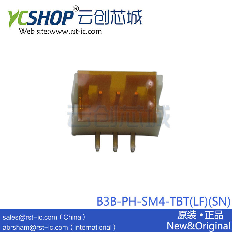 HEADER SMD B3B-PH-SM4-TBT SN CONN Automotive-Connectors LF SOP-3 2MM