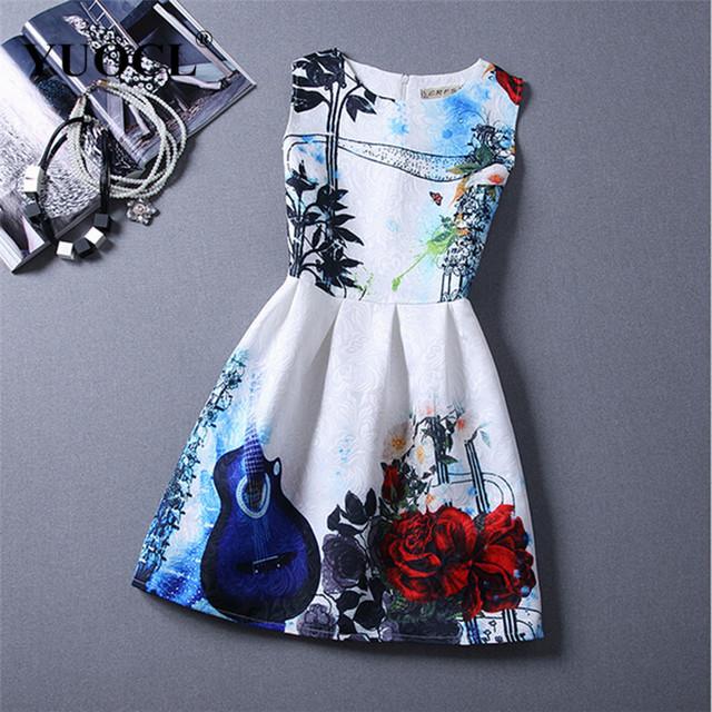 2017 New Bottoming Dresses Women Summer Style Dress Vintage Sexy Party vestidos Plus Size Female Maxi Boho Clothing Bodycon Robe