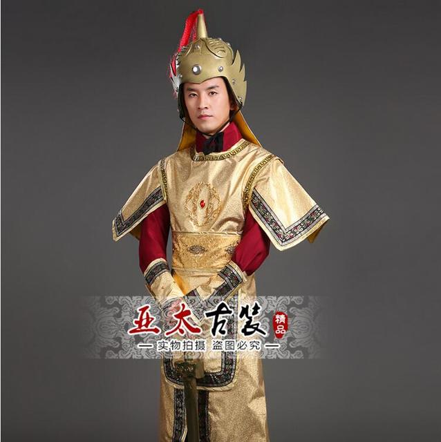 69c6cf4b4 Ancient Chinese generals Suit General armor Costume ancient adult soldier  armor film television three generals armor