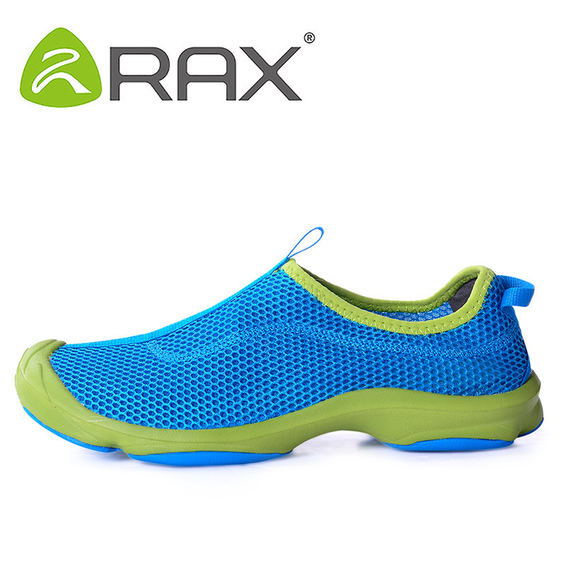 RAX 2017 Breathable Mens Running Sneakers Zapato Sports Breathable Mesh Sneakers Women Outdoor Light Sports Shoes Men Women