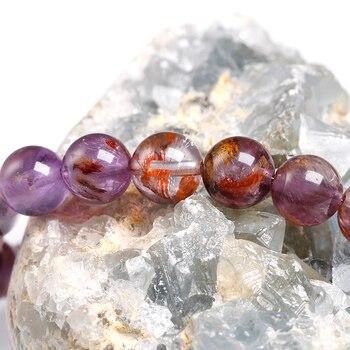 Bracelet Amethyste 8 mm