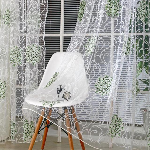 Aliexpresscom Buy TENSKE Line String Window Curtain