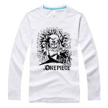 2017 new costume anime one piece tee shirts luffy long full Tony Tony Chopper t shirt HU231