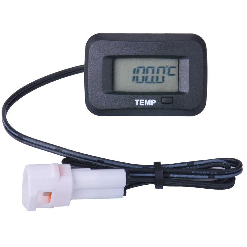 Digital impermeable Sensor de temperatura del tanque de aceite TEMP - Accesorios y repuestos para motocicletas - foto 4