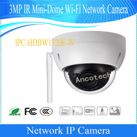DAHUA 3MP WIFI Network Vandalproof IR Mini Dome Camera With Fixed Lens IP67 Without Logo IPC