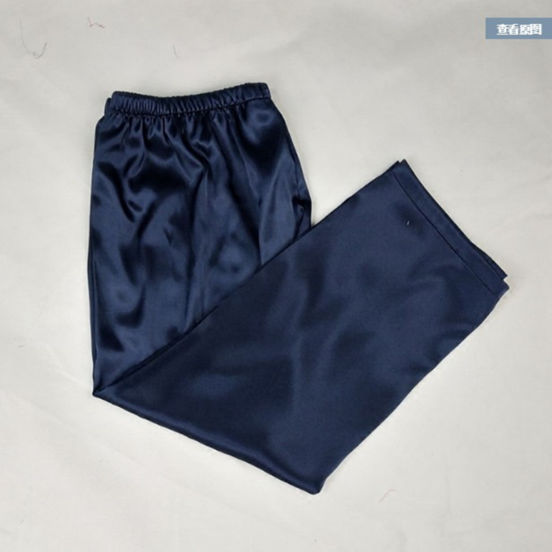 Men's Sleep Pants Summer Sleep Bottoms Men Pants