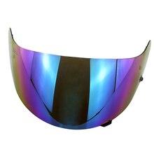 Анти царапина Полный лица мотоциклетный объектив шлем козырек съемный шлем Защита от УФ лучей для HJC HJ-09 CL-15 линза шлема щит