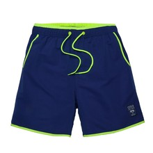 Asstseries QIKE beach shorts casual men Board Trunks Swimwear Polyester material