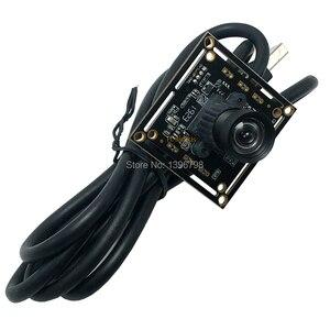 Image 5 - 720P 120FPS MJPEG Módulo de cámara USB sin distorsión obturador Global monocromo de alta velocidad OTG UVC Linux cámara de vigilancia CCTV