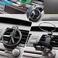 Nuevo Multifuncional plegable sostenedor de la Bebida de salida de aire de salida de aire del coche Mini Ventilador del coche Universal car styling Auto Portavasos Organizador