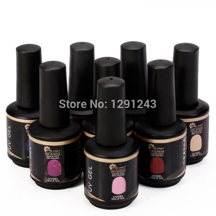 2015 New Lily Angel Brand Gelexus Soak Off UV Gel Nail Polish 15ML ...