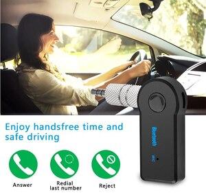 Image 5 - 3.5mm Jack Bluetooth AUX Audio Receiver For BMW 1 2 3 4 5 6 7 Series X1 X3 X4 X5 X6 E60 E90 F07