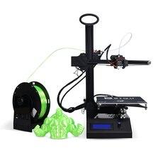 2017 новое поступление! Высокое качество BIQU-I3 3D принтера 90% собран принтера 220 мм * 220 мм * 255 мм для точного i3