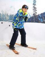 ski suit Boys
