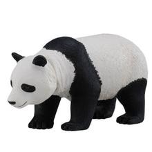 Children s Cognitive Model Of Wild Giant Panda Animal Simulation Unisex Animals Plastic Toy