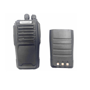 Image 3 - 2 pezzi Baofeng UV 6D walkie talkie a lungo raggio Radio bidirezionale 400 480MHz UHF singolo banda palmare Radio ricetrasmettitore Interphone