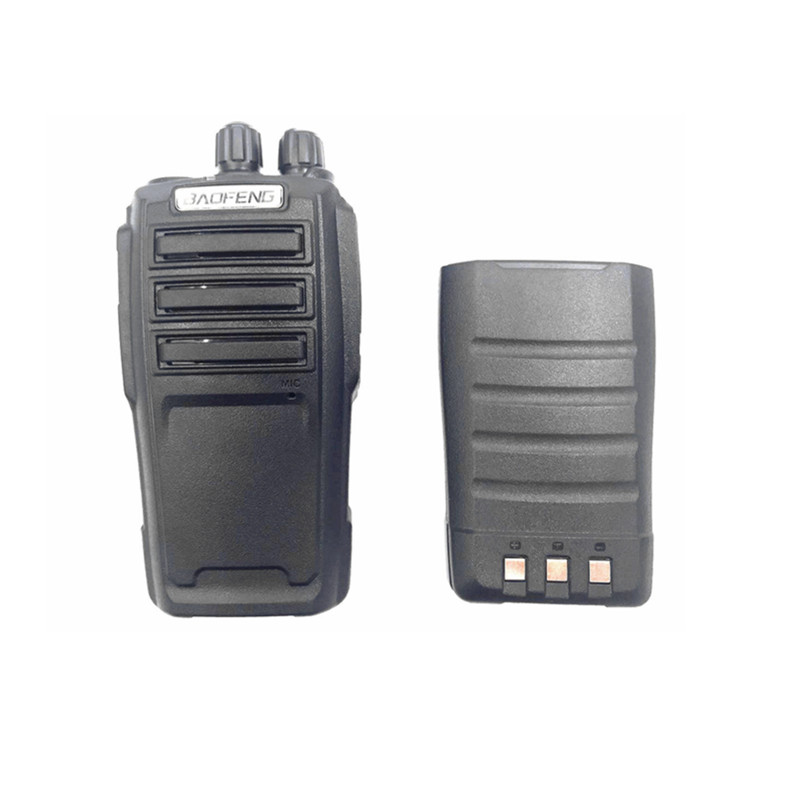 Image 4 - 2PCS Baofeng UV 6D Walkie Talkie Long Range Two way Radio 400 480MHz UHF Single Band Handheld Radio Transceiver Interphone-in Walkie Talkie from Cellphones & Telecommunications