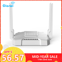 5G Gigabit wireless 3g 4g lte wi fi router 11AC dual band 1200Mbps openWRT router 512M GSM routers with sim card slot we1326 bkc