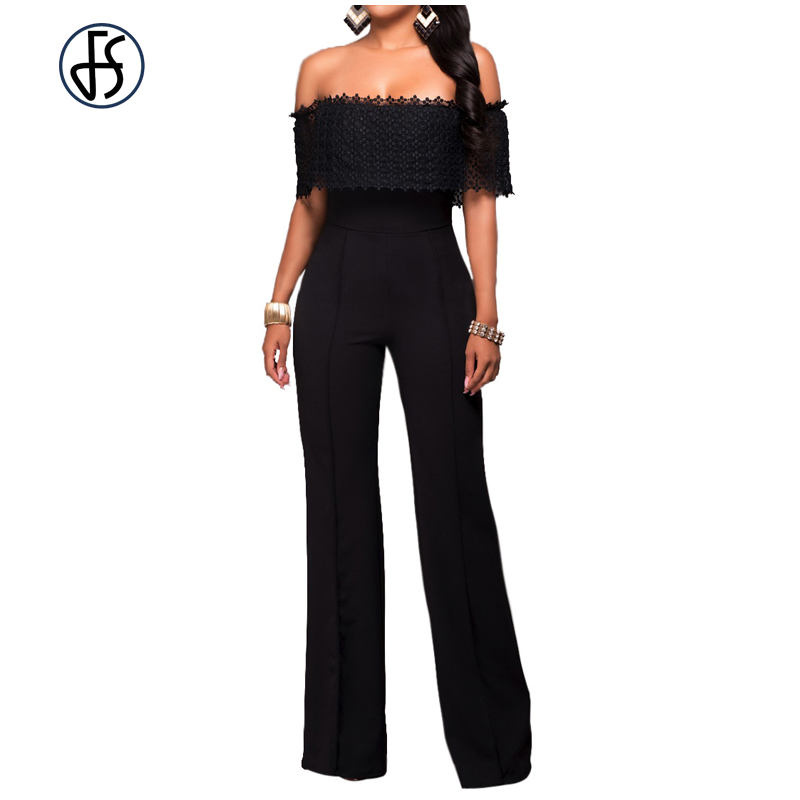 Women Black Jumpsuit Short Leg Promotion-Shop for Promotional ...