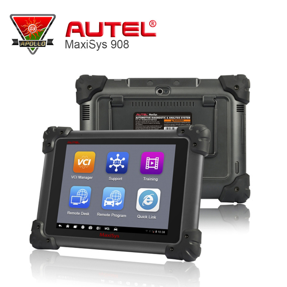 """Best selling Autel Maxisys MS908 Android OS Multi-Language 9.7"""" screen 100% original Maxisys MS908 free shipping"""